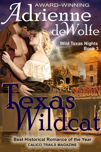 Wild Texas Nights Series, Book #3