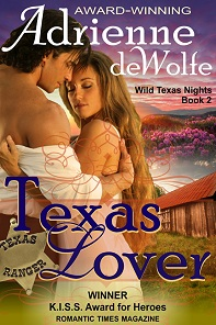 Wild Texas Nights Series, Book #2