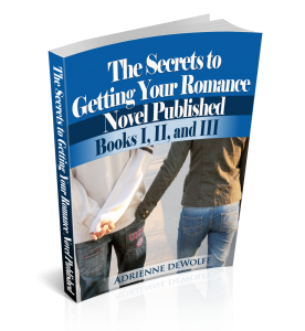e-book on how to write a Romance novel