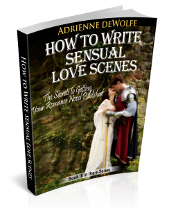 Write sensual love scenes for Romance novels