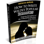 Online Fiction Writing Course on Romance Novels