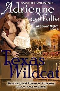 Book 3, Wild Texas Nights