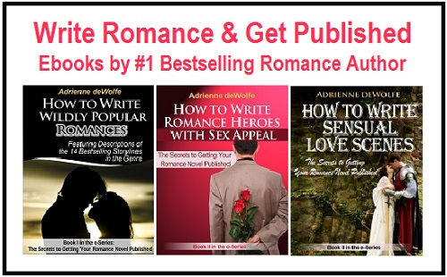 how to write romance novels