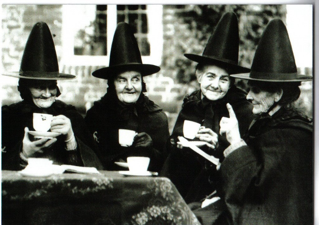 witches halloween traditions